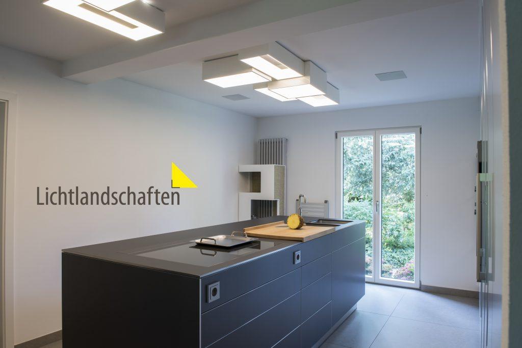 Besondere Küchenbeleuchtung
