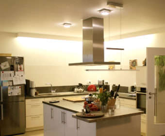 Lichtberatung Küche