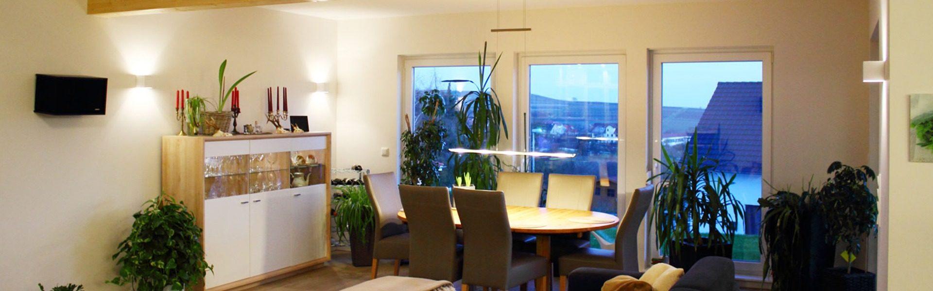 Lichtberatung Wohnzimmer
