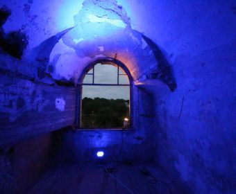 Fassadenbeleuchtung
