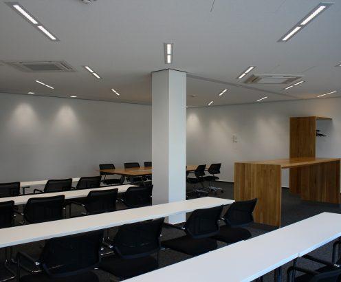 Seminarraum bei STO in Kriftel
